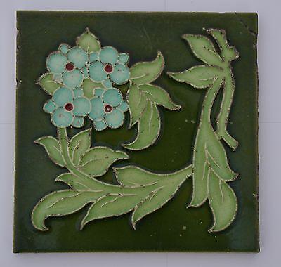 Antique?/Vintage? Tube Lined Minton's Tile