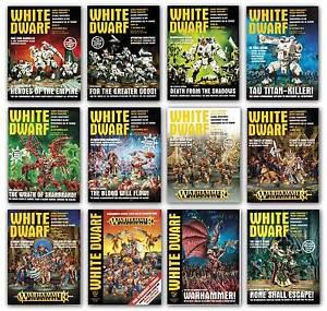 White Dwarf Magazine WarHammer Age of Sigmar Fantasy 2015 ...