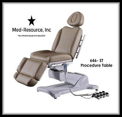 Med-resource 646-st Surgical Procedure Table