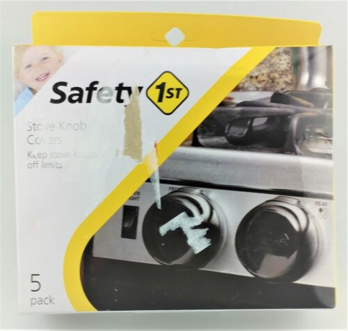 Safety 1st Stove Knob Covers In Box Good Shape