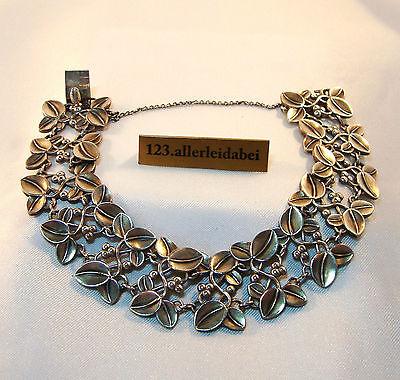 Original WMF Armband 835 Silber Armschmuck silver bracelet Modernist / AV 593