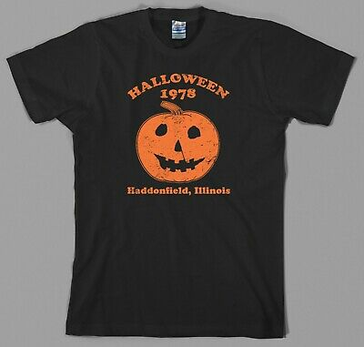Halloween Movie Curtis (Halloween 1978 T Shirt michael myers jamie lee curtis horror movie)