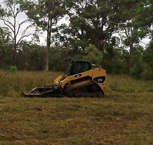 Slashing land clearing roads Salt Ash Port Stephens Area Preview