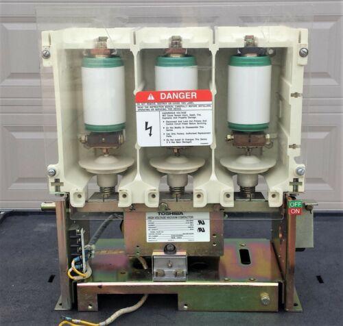 Toshiba HCV-6KAU High Voltage Vacuum Contactor