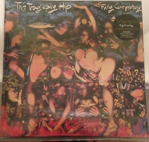 THE TRAGICALLY HIP UNOPENED RECORD
