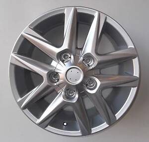 "18"" Dynamic Alttitude Alloys To Suit Land Cruiser Toowoomba Toowoomba City Preview"
