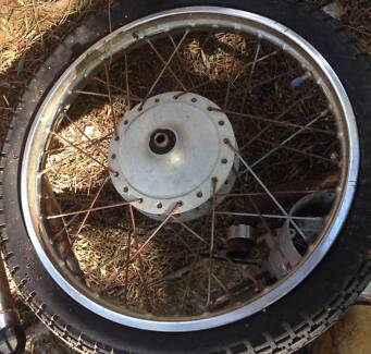 Suzuki A100 Front Rim Front Wheel Cowra Cowra Area Preview