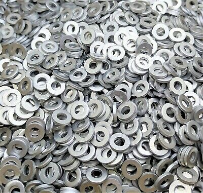 Aluminum Pop Rivet Washers 316 Blind Rivet Back Up Washers - Qty 100