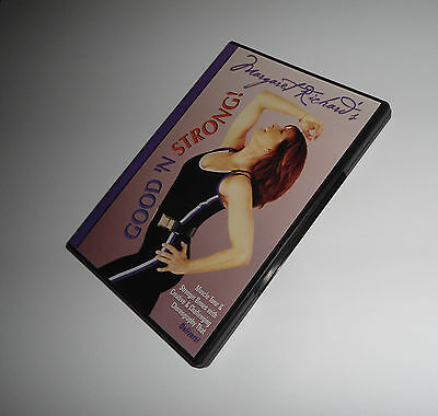 Margaret Richard's Good N Strong Muscle Tone Bones Workout (DVD) Body Electric