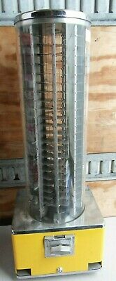 Vendesign Snack Tower .25 Cent Candy Vending Machine Broken Globe