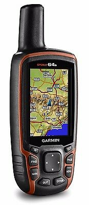 Garmin Gpsmap 64S Gps   Glonass Bluetooth Or Ant  3 Axis Handheld 010 01199 10