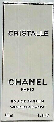 CHANEL CHRISTALLE EDP Spray 50ml OVP/NEU