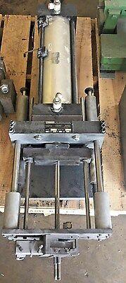 Trd Bimba Pneumatic Air Cylinder Spirol Slide 6 Bore 7 Stroke 2s 125 Psi