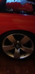"SSV 19"" Rims & Tyres"
