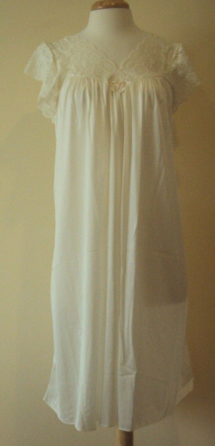 shadowline silhouette 40 nightgown style 36737 assorted colors s 3x