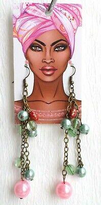 100 Boutique Earring Display Earring Holders Girl Rack Earring Card Hang Cards
