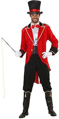 Zirkusdirektor Kostüm NEU - Herren Karneval Fasching Verkleidung Kostüm