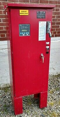 Eaton Cutler Hammer 30 Hp 480 V Electric Fire Pump Automatic Transfer Switch
