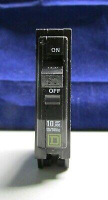 Square D 60 Amp Single Pole Circuit Breaker Catalog Qob160 New Style