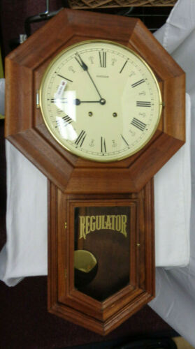 Emperor Wall Clock tested and works