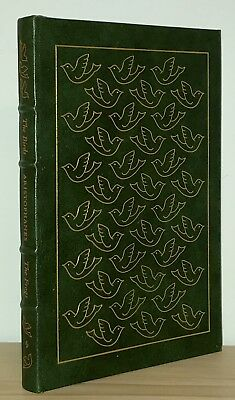 Aristophanes - The Birds & The Frogs - Easton Press Full Leather -Greatest Books