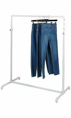 Pipeline Clothing Rack Pipe Line Adjustable Ht New Youk Garment District Ballet