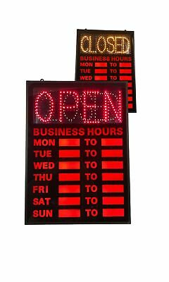 Openclosed Led Sign