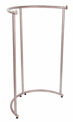 Half Round Rack - Rose Gold Clothing Rack 37 12w X 55h