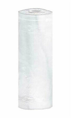 Large Clear Plastic Garment Bags - 21w X 3d X 72h - Roll Of 243