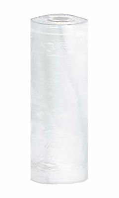 Plastic Garment Bags Clothing 324 Clear 21 W X 3 X 54 H Roll Hanger Opening