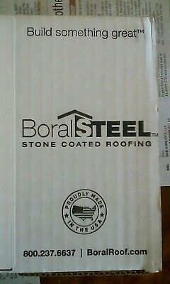 Boral Steel Stone Coated Roofing Touch Up Kit Timberwood
