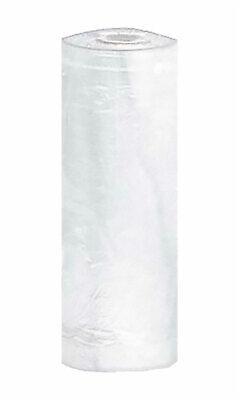Small Clear Plastic Garment Bags - 21w X 3d X 36h - Roll Of 486