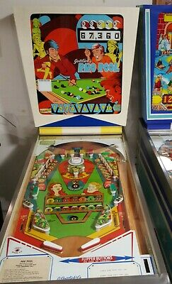 1973 Vintage Gottlieb PRO POOL Wedgehead Pinball Machine AAB Fully Restored Rare