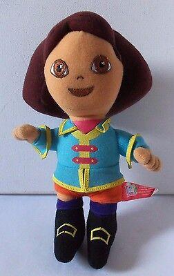 Dora The Explorer Plush Soft Toy Female TV Film Figure Nickelodeon Gosh Doll