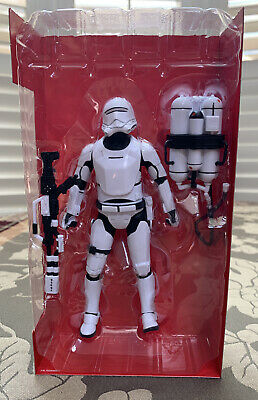 Star Wars Black Series First Order Flametrooper #16 LOOSE 6""