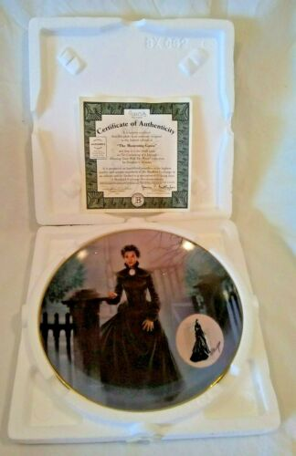 Bradford Exchange Collectors Gone With the Wind Costume Design Mourning Dress