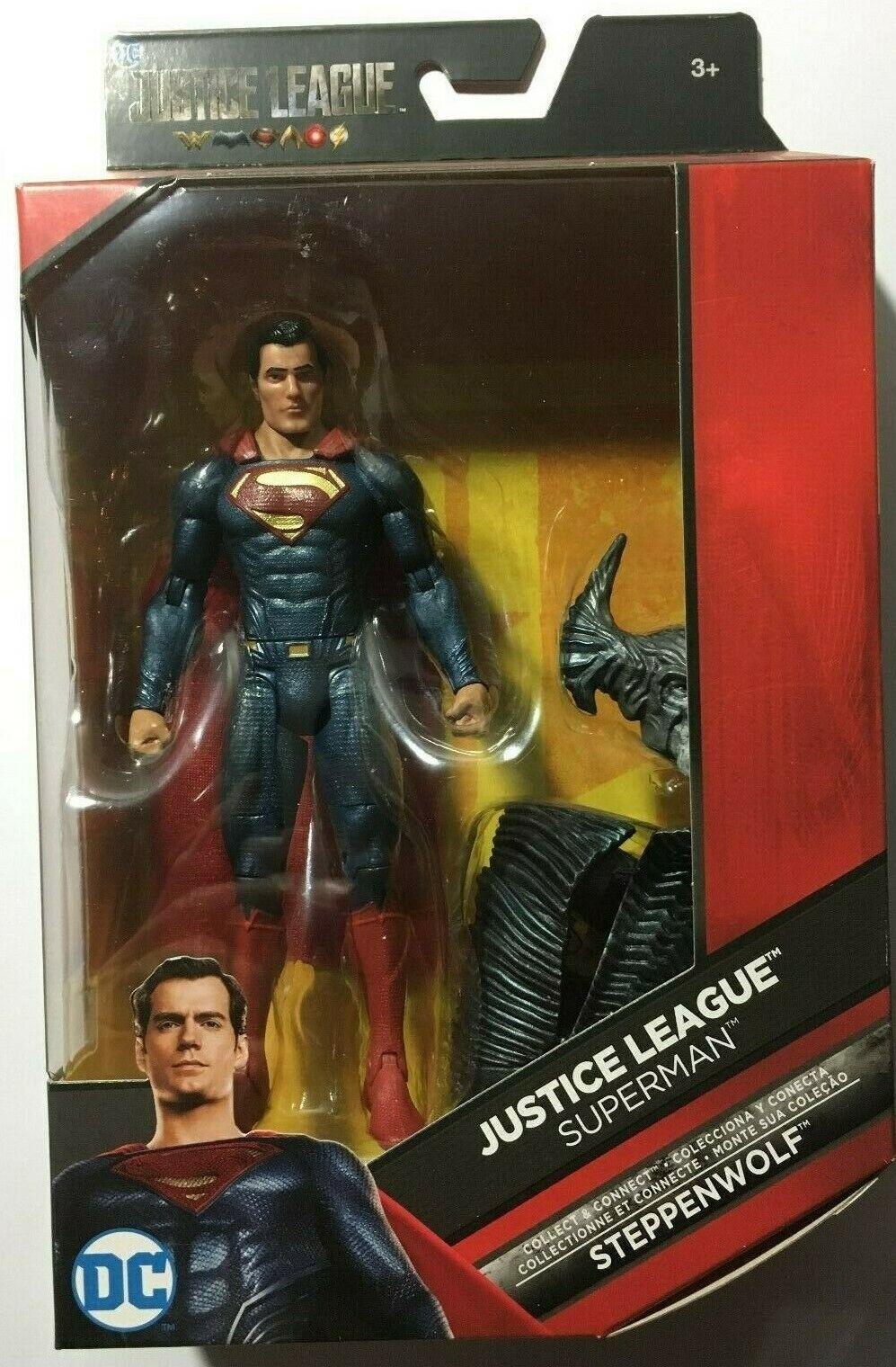 DC Multiverse Justice League Superman 6' Action Figure New M