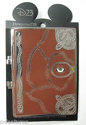 HOCUS POCUS 1993 Disney HINGED ENAMEL PIN D23 20th ANNIVERSARY Halloween LTD ED](Halloween 1993)