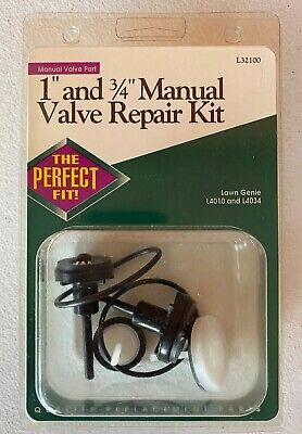 Lawn Genie 3/4 in. and 1 in. Effortless Manual Valve Repair Kit -