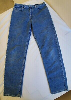 Mens Levis Denim Classic Fit Jeans. Sz.34x34. Good Shape.