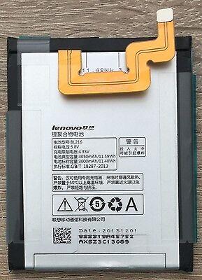 original Akku Lenovo BL216 BL-216 3050mAh für K910 K910E Vibe Z BL216 K6 ()