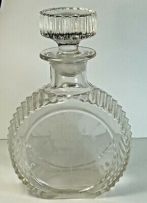 Decanters Round Glass Vatican