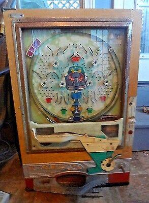Rare SOFIA Antique Vintage Japan Pinball PACHINKO Slot Arcade Machine