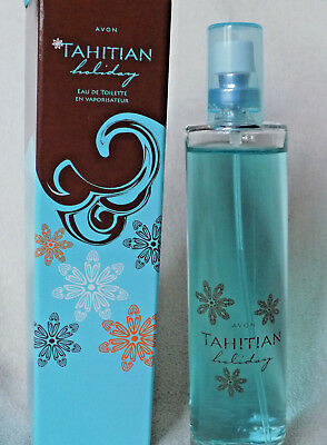AVON TAHITIAN HOLIDAY EDT 50ml -  **BRAND NEW IN BOX**