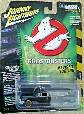 JOHNNY LIGHTNING - GHOSTBUSTER'S  PRE - ECTO1  1/64 DIE CAST COLLECTABLE -*NEW