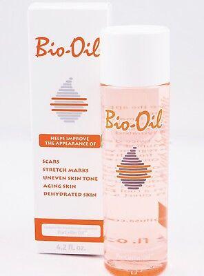 Bio Oil  4 2 Oz  Specialist Skin Care With Purcellin  Oil