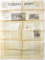 1900e.j.pennington Tank Car First Armed Vehicle Realized Tribuna-sport Newspaper -  - ebay.it