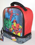 Boys Insulated Lunch Box