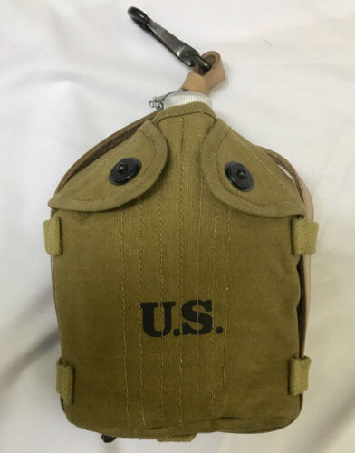 M1917 Cavalry Canteen Cover - New Reproduction