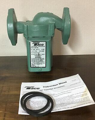 Brand New Taco 007-f5 Hot Water Circulator Pump125 Hp